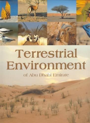 9789948408338: Terrestrial Environment of Abu Dhabi Emirate