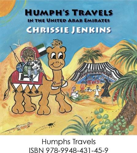 9789948431459: Humph's Travels: In the United Arab Emirates