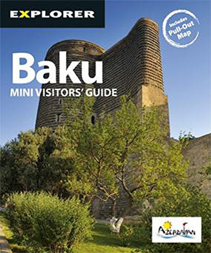 9789948441908: Baku Mini Visitors Guide (Mini Visitors Guides)