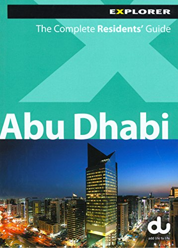 9789948442677: Abu Dhabi Complete Residents' Guide