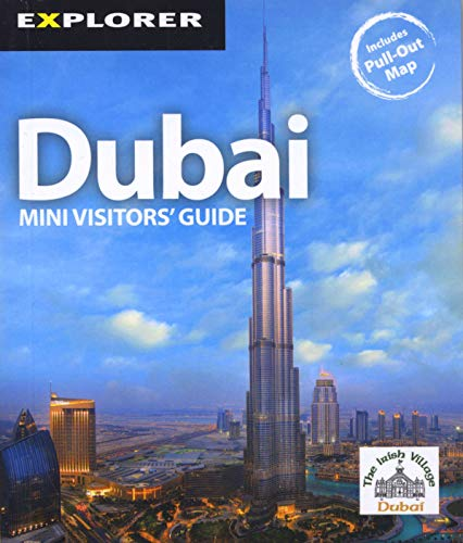 9789948450245: Dubai Mini Visitors Guide