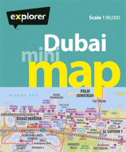 9789948450948: Dubai Mini Map