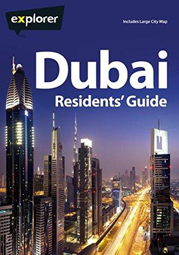 9789948851844: Explorer Residents Guide Dubai