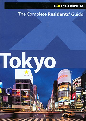 9789948858539: Tokyo Complete Residents' Guide