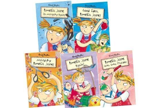 9789951109994: Amelia Jane Collection Set, 5 Books