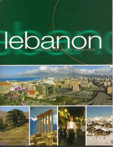 9789953003450: Lebanon Through the Lens of Munir Nasr