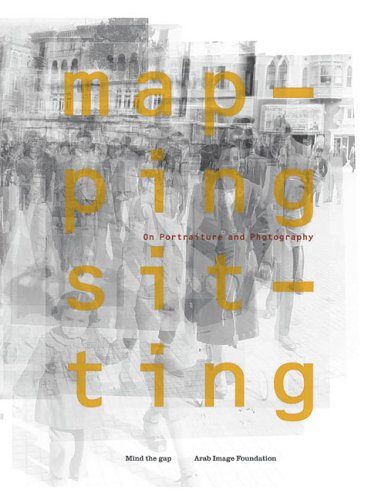 Mapping Sitting: On Portraiture And Photography