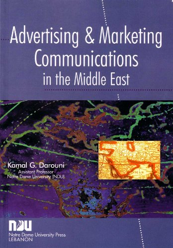 9789953418261: Advertising and Marketing Communications in the Middle East