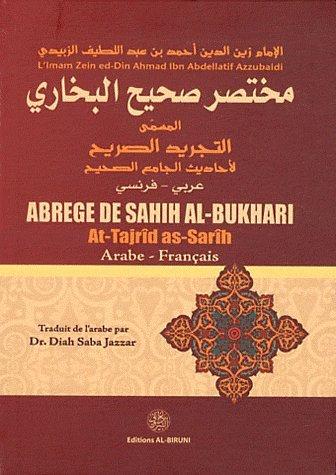 9789953423951: At-Tajrid as-Sarih : Abrégé de Sahih al-Bukhari