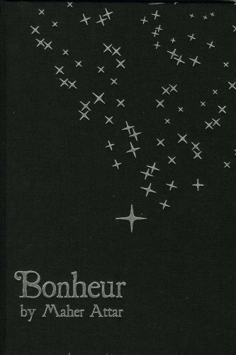 9789953485003: Bonheur