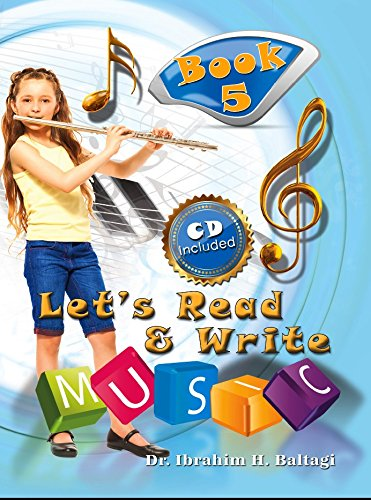 9789953565187: Let's Read & Write Music - Book 5 with CD (Let's Read & Write Music)