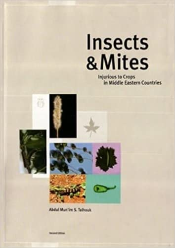 Insects and Mites Injurious to Crops in Middle Eastern Countries (Hardcover): Abdul Mun'im S. ...