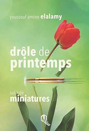 9789954105115: Drôle de printemps : Suivi de miniatures