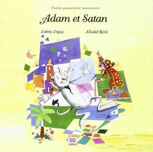 9789954211731: Adam et Satan