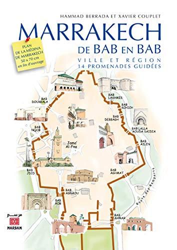 9789954213483: Marrakech de bab en bab