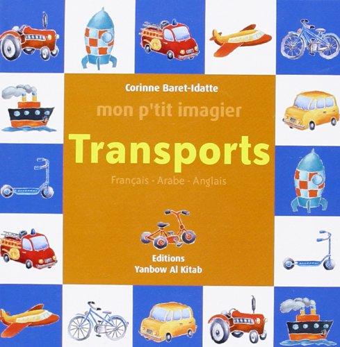 9789954486269: Transports : Fran�ais-Arabe-Anglais