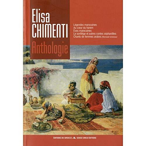 9789954885185: Anthologie Elisa Chimenti