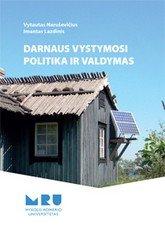 9789955192893: Darnaus vystymosi politika ir valdymas