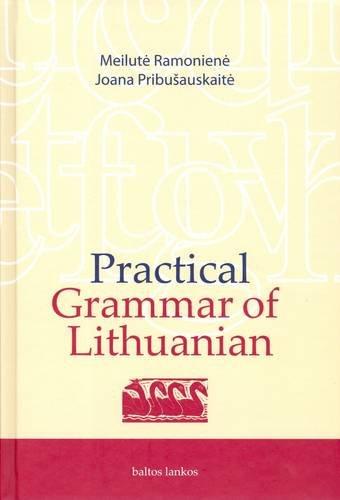 9789955231493: Practical Grammar of Lithuanian