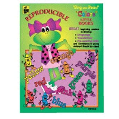 9789955662310: Sing & Read Color Little Books