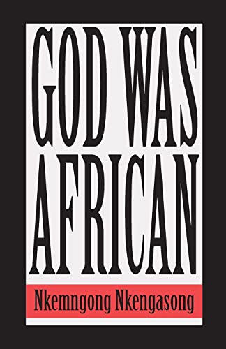 9789956792405: God was African