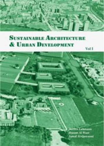 9789957540012: Sustainable Architecture and Urban Development
