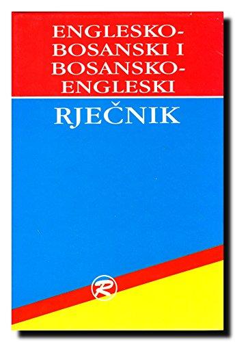 9789958107290: Englesko-bosanski i bosansko-engleski rjecnik