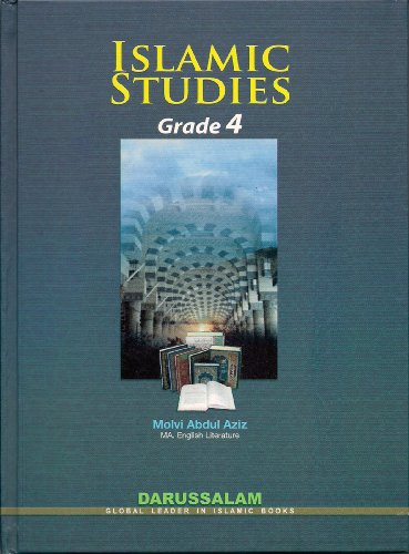 Islamic Studies (Grade 4): MOLVI ABDUL AZIZ