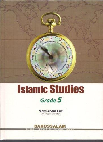 Islamic Studies (Grade 5): MOLVI ABDUL AZIZ