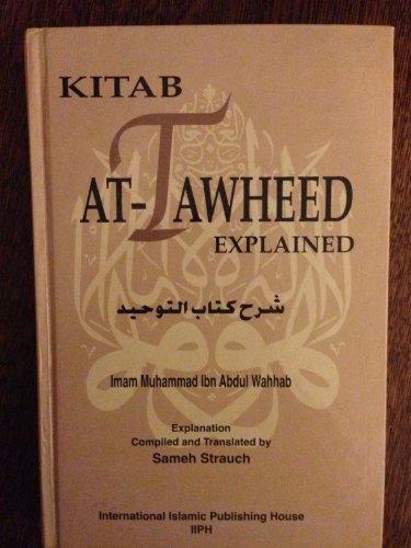 The book of tawheed =: Sharh kitab: Muhammad ibn Abd