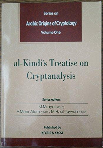 9789960890081: al-Kindi's Treatise on Cryptanalysis
