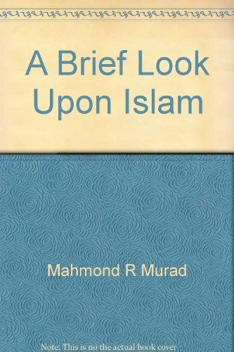 Brief Look Upon Islam: Mahmoud Ridha Murad