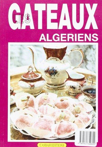 9789961640609: Les g�teaux alg�riens
