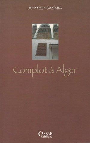 9789961646441: Complot � Alger