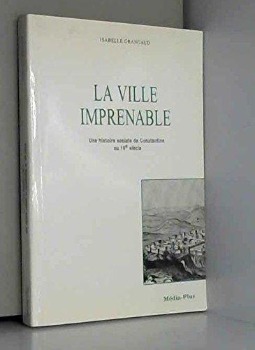 9789961922712: La ville Imprenable