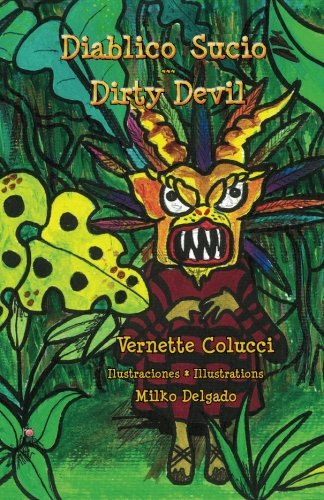 9789962690818: Diablico Sucio * Dirty Devil (Spanish and English Edition)