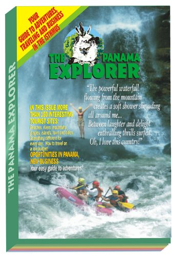 9789962893035: The Panama Explorer