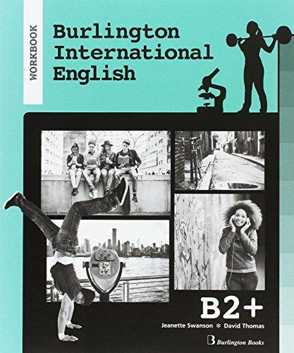 9789963273805: BURLINGTON INTERNATIONAL ENGLISH B2+ WB 17