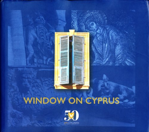 9789963387700: Window on Cyprus