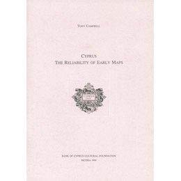 9789963420469: Cyprus: The reliability of early maps