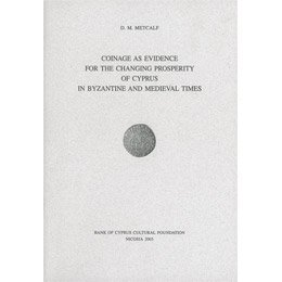 COINAGE AS EVIDENCE FOR THE CHANGING PROSPERITY: Metcalf, D. M.