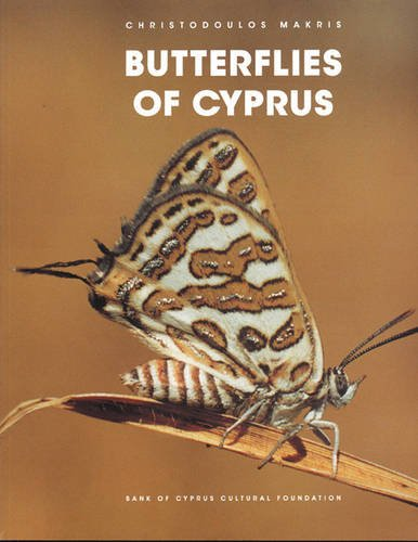 9789963428151: Butterflies of Cyprus