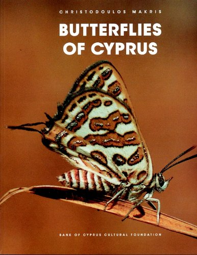 Butterflies of Cyprus (Paperback): Christodoulos Makris