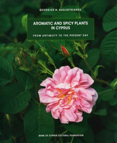 Aromatic and Spicy Plants in Cyprus: From