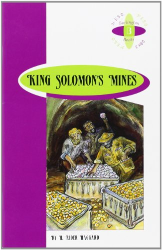 9789963461356: KING SOLOMON`S MINES 3�ESO