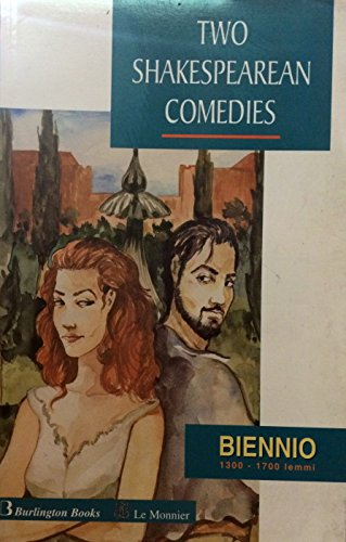 9789963462933: Two shakespearian comedies. Con Audiocassetta