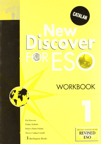 9789963464944: New Discover 1 ESO - Workbook