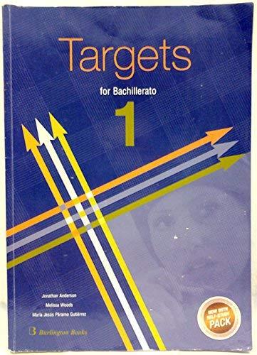 9789963466344: Targets for Bachillerato (Ingles) 1º