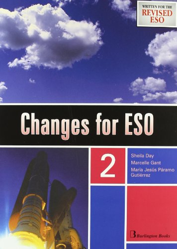 9789963467549: Changes. Student's Book. 2º ESO (+ CD)