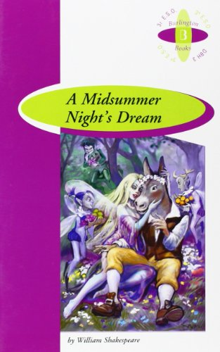 9789963469079: MIDSUMMMER NIGHTS DREAM 3ºESO